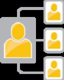 pozyskiwanie leadów - ikona
